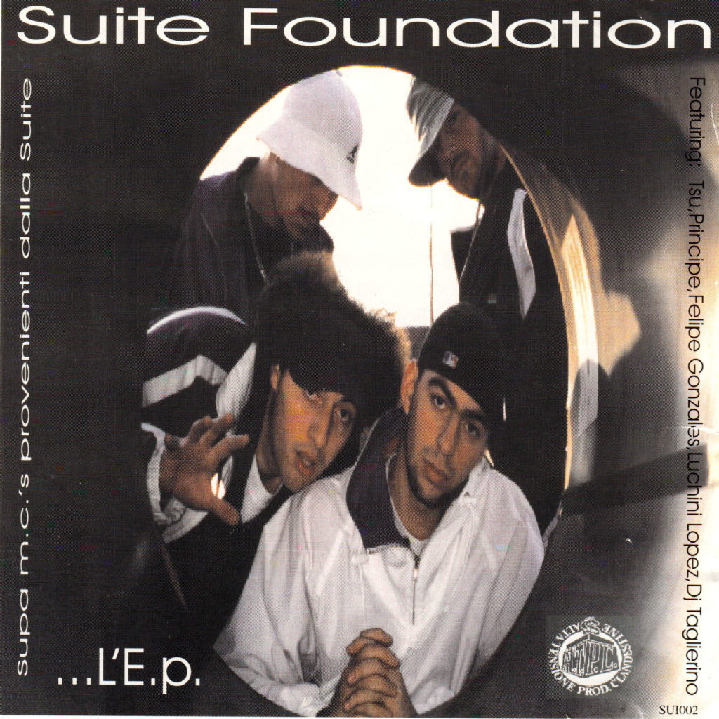 Suite Foundation L'E.P.